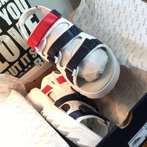 Fila Disruptor Sandals NWT size 9